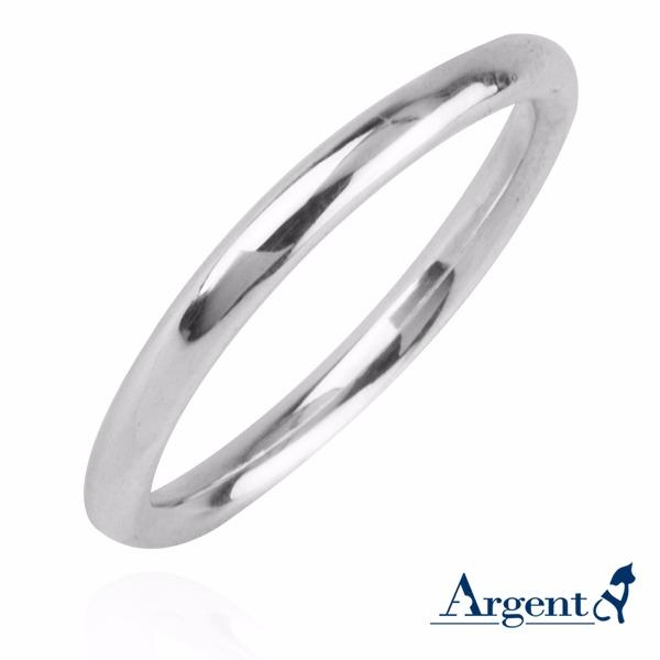 「線戒2mm」小尾戒純銀戒指|925銀飾戒指推薦(純銀.電鍍4選1) 戒指推薦