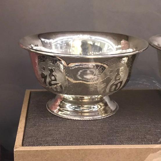 銀製餐具-大碗