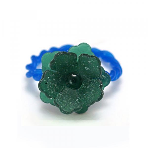 銀飾體驗課程-蠟雕教學-花漾戒指(課程無法使用點數折抵) 自製戒指蠟雕課程
