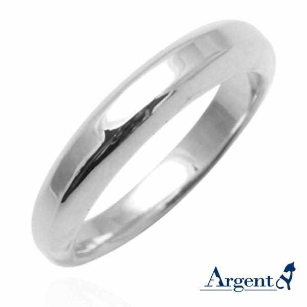 方型小尾戒純銀戒指|925銀飾戒指推薦 戒指推薦
