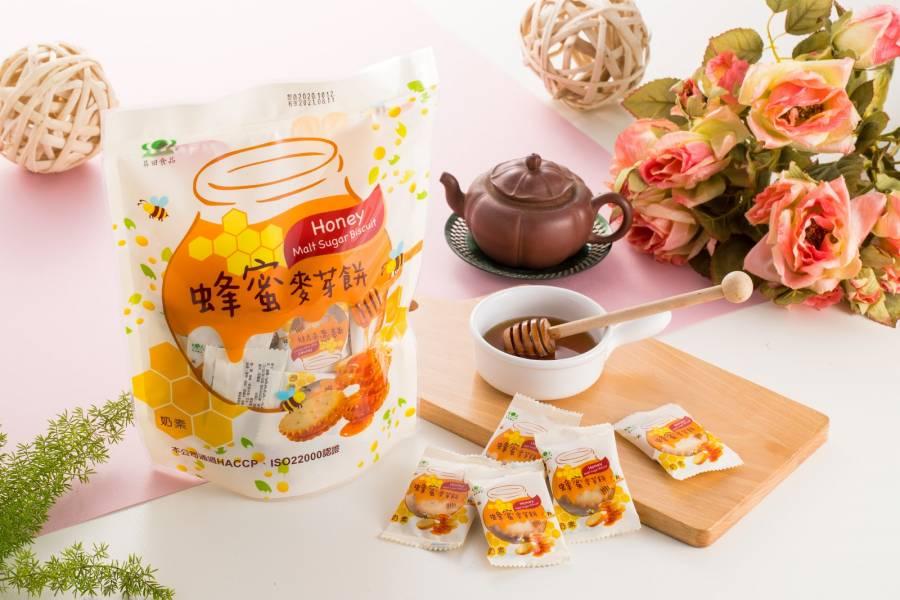 蜂蜜麥芽餅 彰化伴手禮昇田蜂蜜麥芽餅