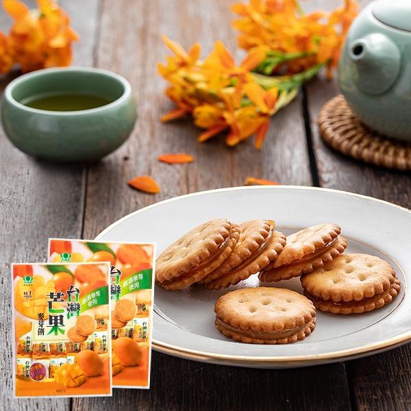 芒果麥芽餅500g