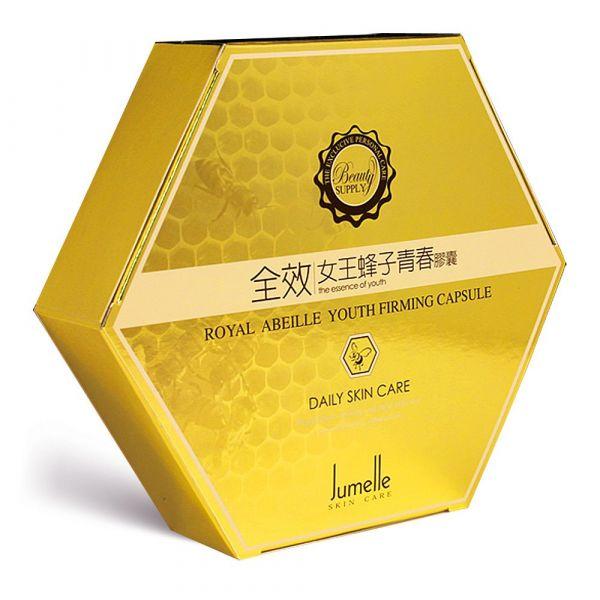 Jumelle 女王蜂子青春膠囊50錠/盒