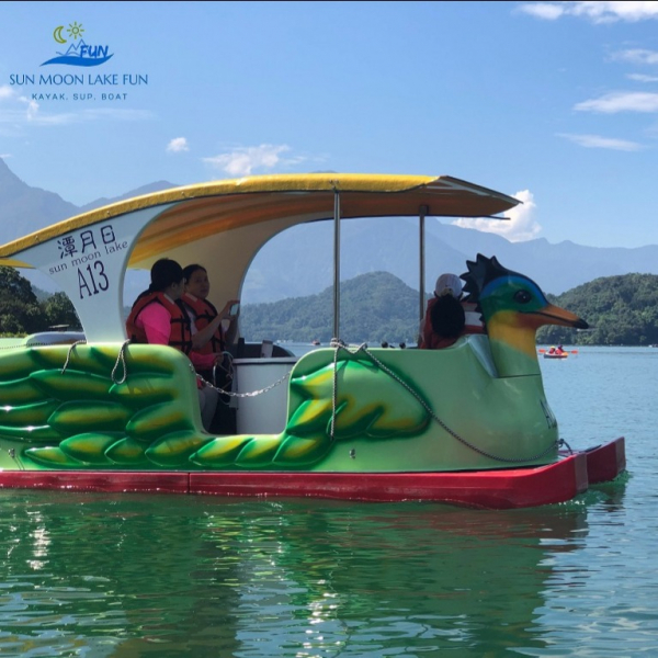 Sun Moon Lake eco-self-driving Boat Sun Moon Lake eco-self-driving Boat, Eco Sun Moon Lake, Sun Moon Lake Water activity, Sun Moon Lake Fun
