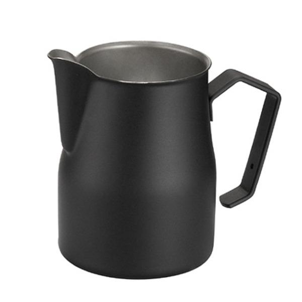 MOTTA 專業拉花杯 奶泡杯 350ml 黑