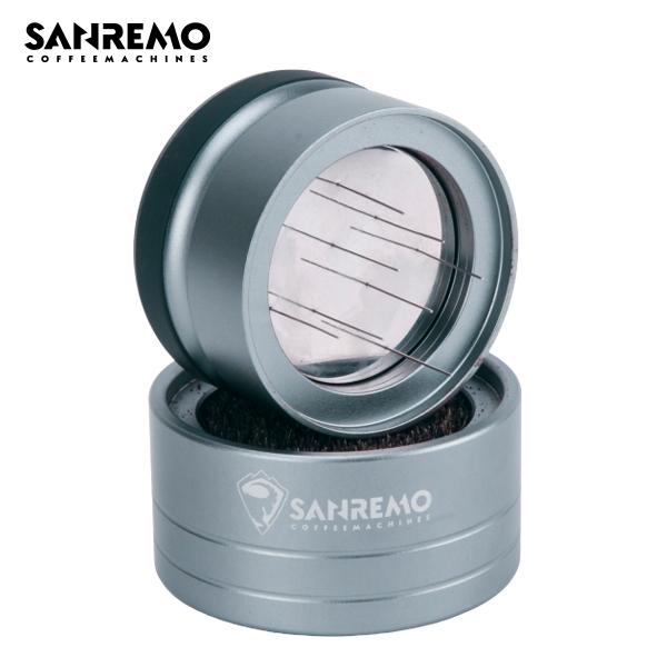 SANREMO 針式佈粉器 閃耀灰 SANREMO,佈粉器,整粉器,填壓器