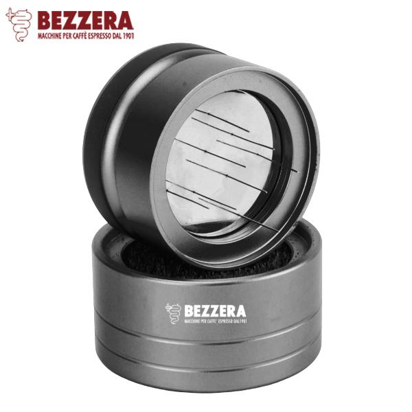 新品!BEZZERA 針式佈粉器 閃耀灰 BEZZERA,佈粉器,整粉器,填壓器