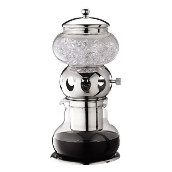 Tiamo #14日式 輕巧 小冰滴 銀色 5人份 SGS合格 冰滴咖啡壺,冰咖啡,冰滴壺