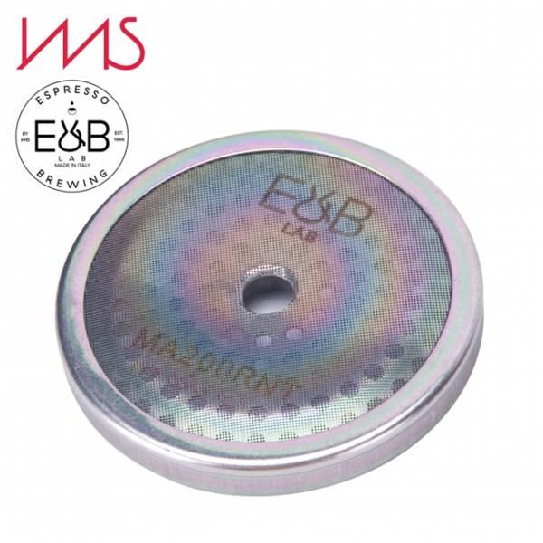IMS - E&B Lab 沖煮頭專用加強型精密分水網 - 奈米石英塗層 MA200RNT IMS,義大利不銹鋼競賽級咖啡粉杯 18-20g
