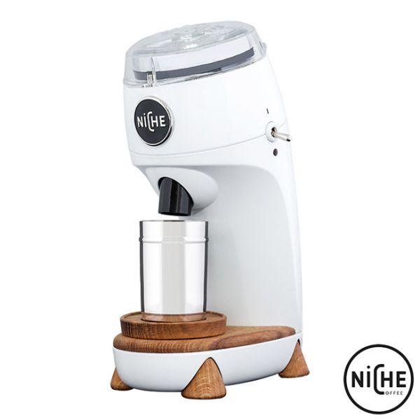 NiCHE Zero NG63 磨豆機 白 - 110V 電動磨豆機,咖啡磨豆機,研磨咖啡豆機器
