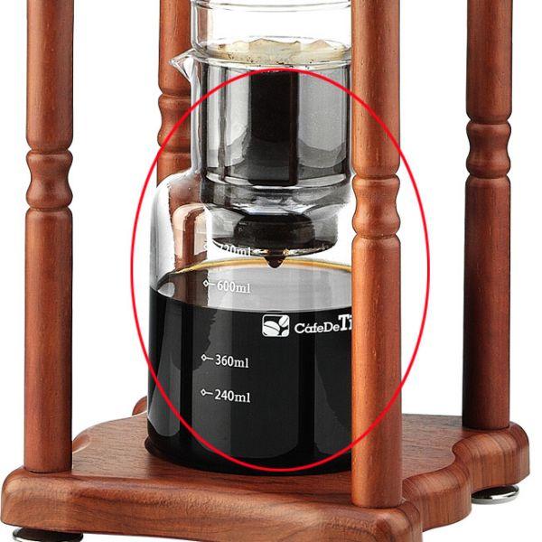 Tiamo #18 10人冰滴 咖啡液容器 冰滴咖啡壺,冰咖啡,冰滴壺,冰滴咖啡壺配件,冰滴咖啡壺零件
