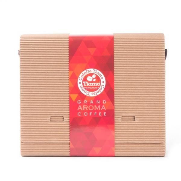 Tiamo 嚴選超值掛耳禮盒60入 紅 精選掛耳超值組,嚴選超值掛耳禮盒,咖啡濾掛禮盒,耳掛咖啡禮盒