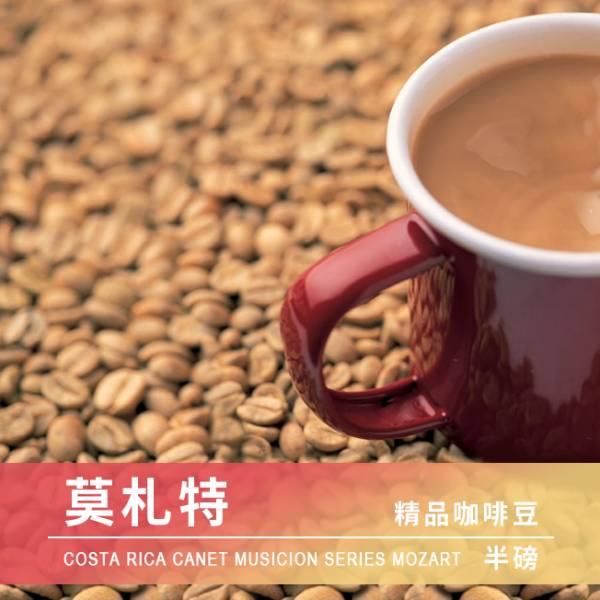 Tiamo 精品咖啡豆 莫札特 半磅 音樂家系列,莫札特咖啡,哥斯大黎加產地,卡杜拉品種,葡萄乾蜜處理法,中烘焙咖啡豆,精品咖啡豆