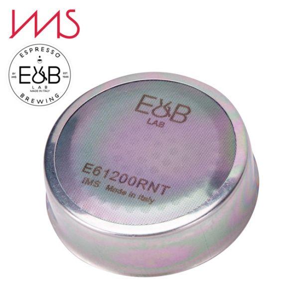 IMS - E&B Lab E61沖煮頭專用加強型精密分水網 - 奈米石英塗層 E61200RNT IMS,義大利不銹鋼競賽級咖啡粉杯 18-20g