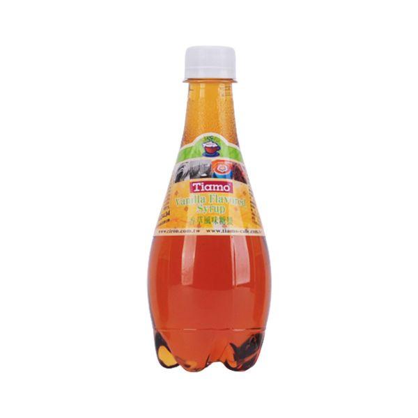 Tiamo 香草糖漿 380ml (2入裝) 香草糖漿