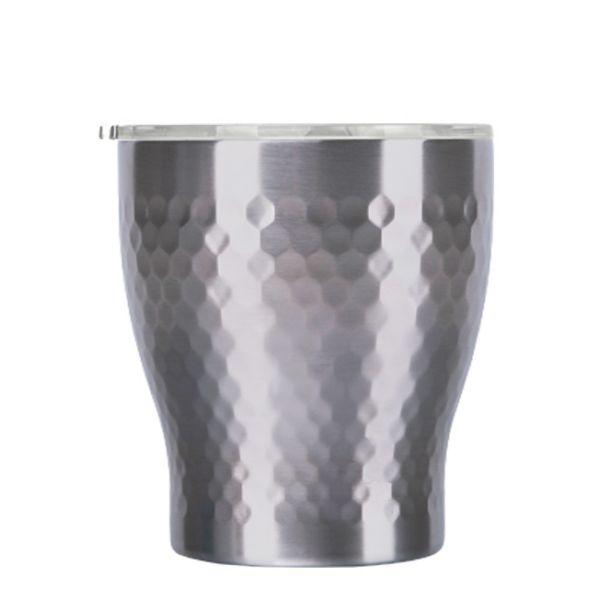 Tiamo 真空錘紋陶瓷杯 230ml 不銹鋼 保溫杯,保溫瓶,隨手杯,隨行杯,雙層保溫杯,雙層不鏽鋼真空保溫杯