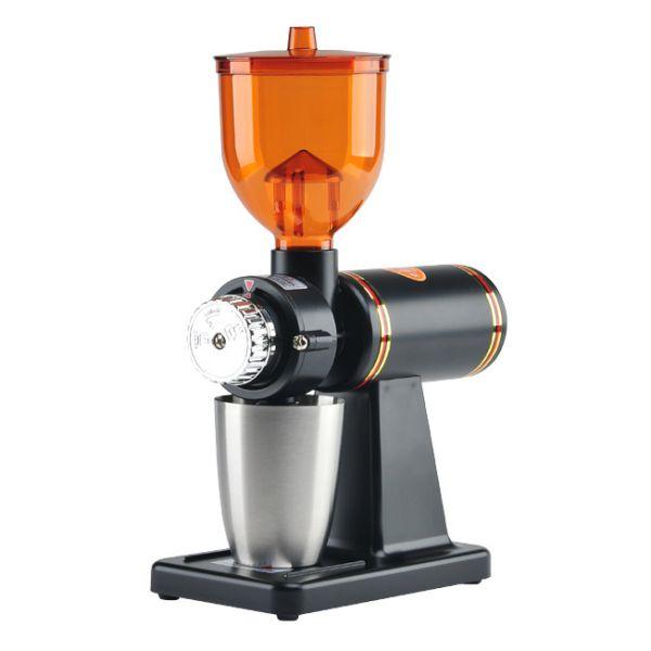 Tiamo 700S 半磅磨豆機-消光黑(新色) 義大利刀盤 電動磨豆機,咖啡磨豆機,研磨咖啡豆機器