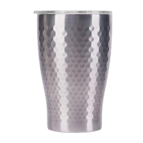 Tiamo 真空錘紋陶瓷杯 360ml 不銹鋼 保溫杯,保溫瓶,隨手杯,隨行杯,雙層保溫杯,雙層不鏽鋼真空保溫杯