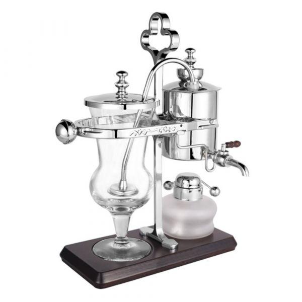 TIAMO CF-450 比利時壺 維也納壺 虹吸壺免用濾布 銀 比利時壺,維也納壺,虹吸壺