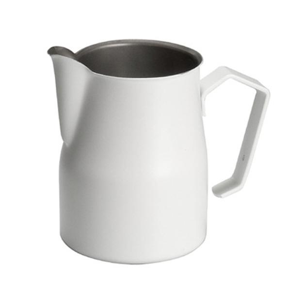 MOTTA 專業拉花杯 奶泡杯 350ml 白