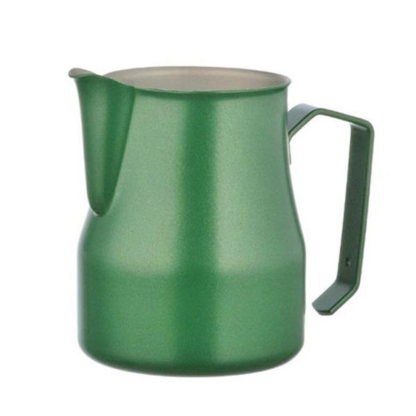 MOTTA 專業拉花杯 奶泡杯 350ml 綠