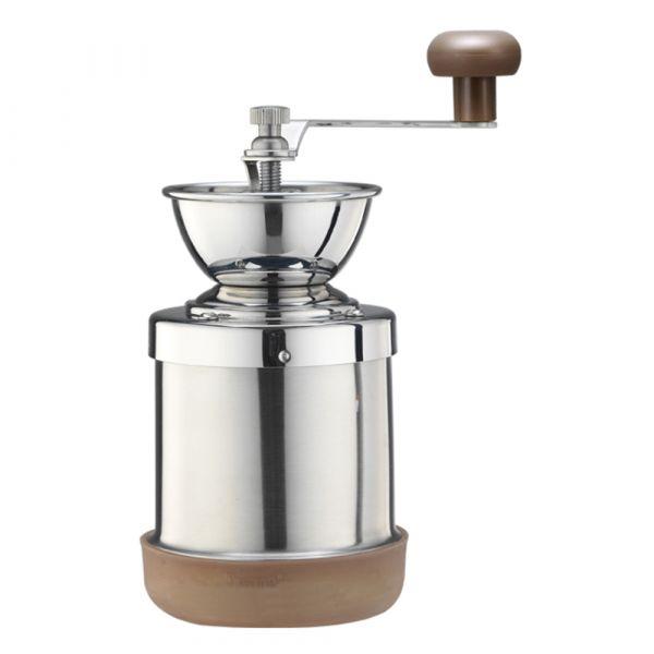 Tiamo 0913不鏽鋼手搖磨豆機 磨豆機,手搖磨豆機,咖啡磨豆器具