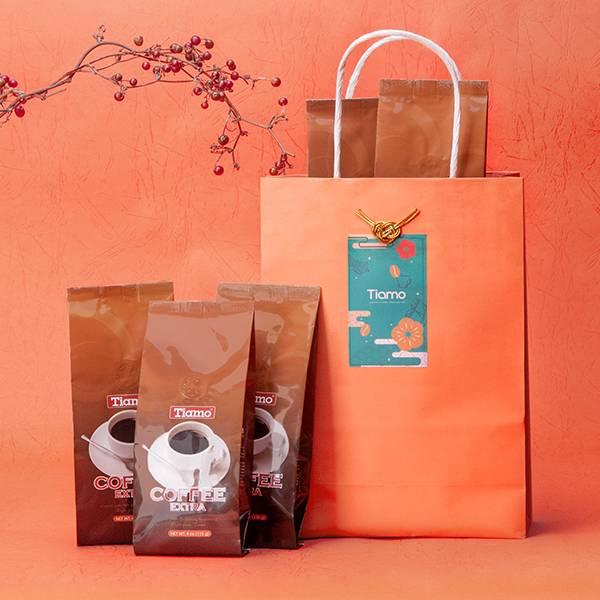 新年限定!Tiamo 精品福袋‧咖啡風味遊 精選掛耳超值組,嚴選超值掛耳禮盒,咖啡濾掛禮盒,耳掛咖啡禮盒