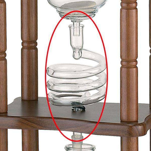 Tiamo 中冰滴蛇管 冰滴咖啡壺,冰咖啡,冰滴壺,冰滴咖啡壺配件,冰滴咖啡壺零件