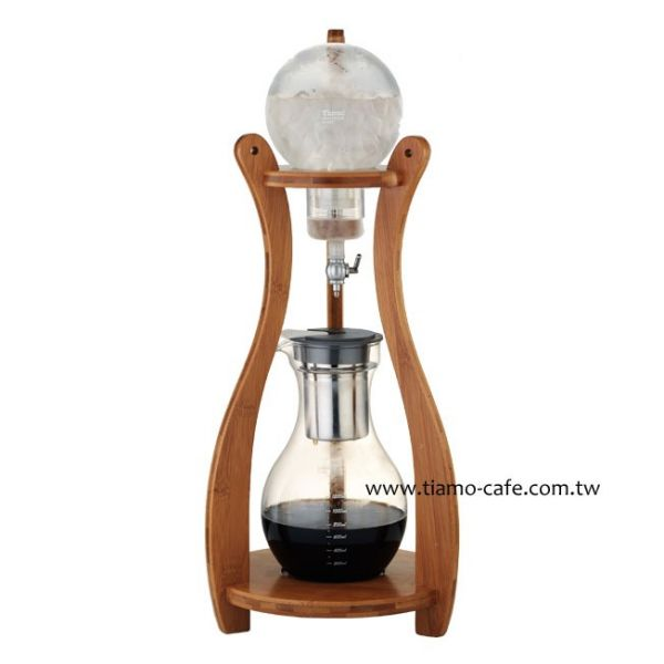 CafeDeTiamo #22 竹冰滴10人份 冰滴咖啡壺,冰咖啡,冰滴壺