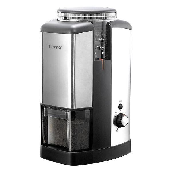 新機上市!Tiamo FCG1317 磨豆機 110V 電動磨豆機,咖啡磨豆機,研磨咖啡豆機器,磨豆機,電動磨豆機,咖啡磨豆機,家用電動磨豆機