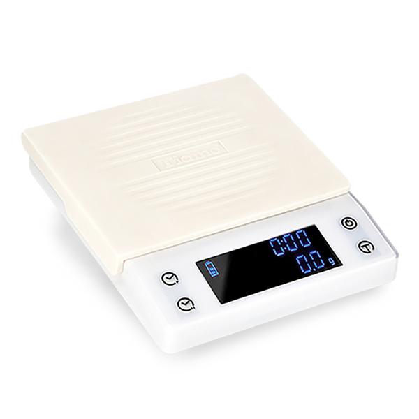 Tiamo CT2000專業計時電子秤 2kg - 時尚黑 電子秤,咖啡電子秤,咖啡專用電子秤,RT3000專業計時電子秤,咖啡計時電子秤
