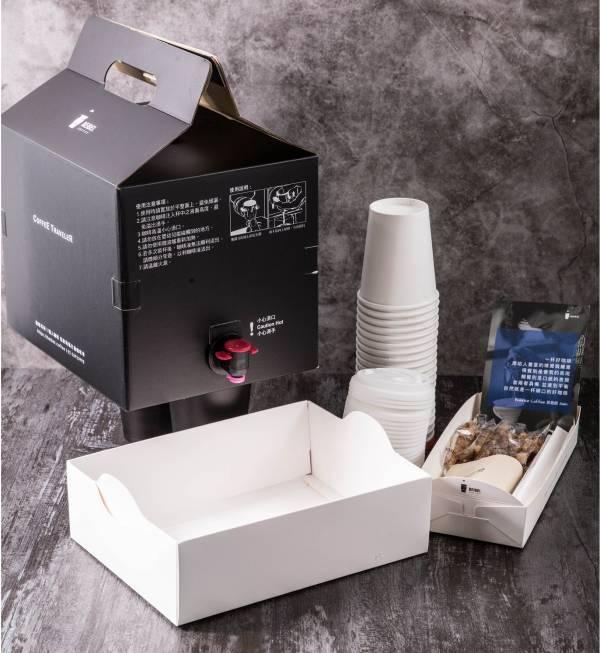 咖啡隨行桶-20杯裝(莊園精品黑咖啡)