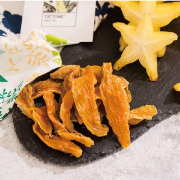 台灣小農-楊桃鮮果乾(170g) 水果乾,無色素,無防腐劑,無化學添加物