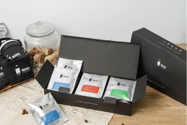 咖啡浸萃包禮盒-10包裝