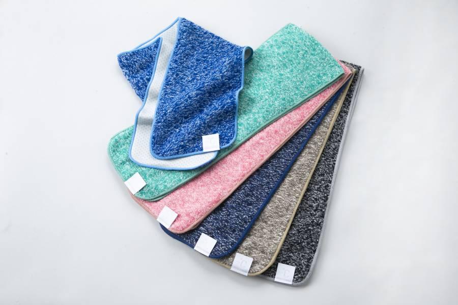 100% Zero Cool! 瞬間涼感手巾(混色) 快乾 涼感 毛巾