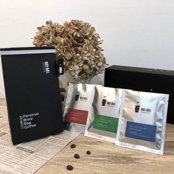 咖啡浸萃分享袋-3包裝