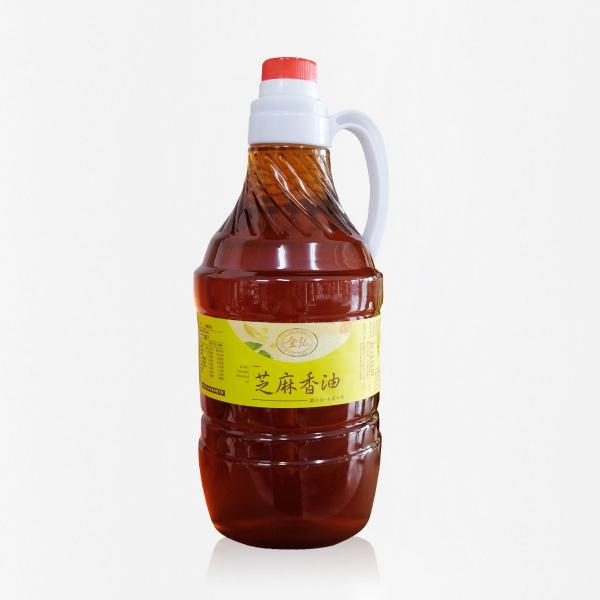 特級|芝麻香油 1500ml 塑膠瓶裝 香油,冷壓芝麻油,香油推薦,料理油,食用油