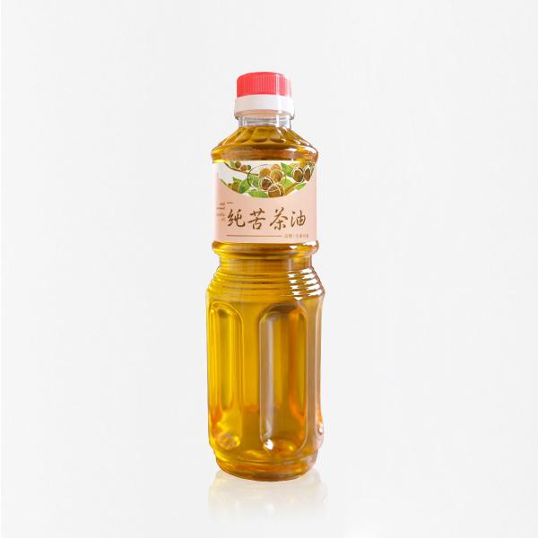 冷壓純苦茶油 600ml 塑膠瓶裝 苦茶油,冷壓苦茶油,苦茶油推薦,料理油,食用油