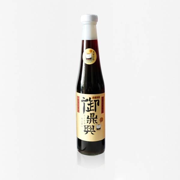 御鼎興|薄鹽清香柴燒壺底油 420ml 壺底油,薄鹽醬油,手工醬油,醬油推薦
