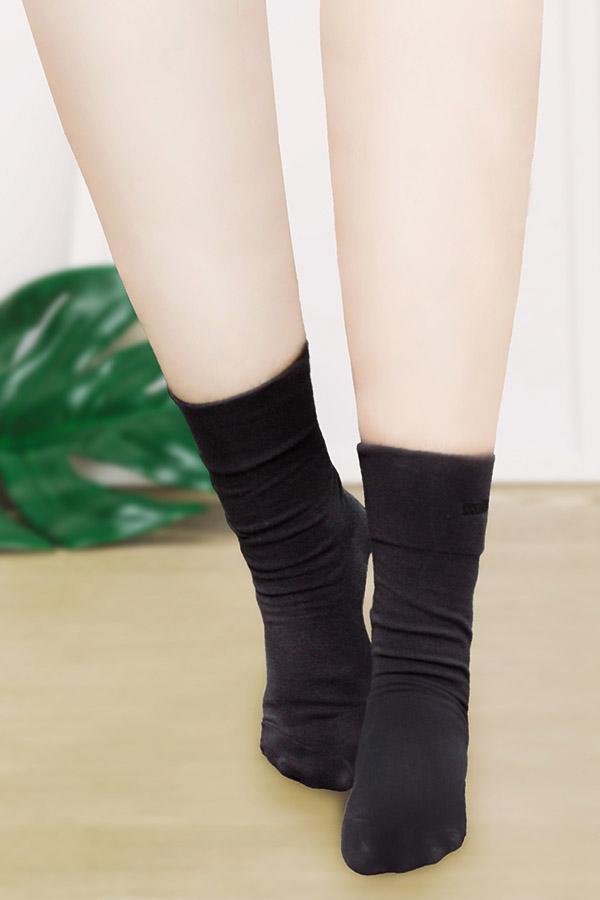 負離子溫灸襪 / 黑 / 白 / 灰 (適合腳長:24~26cm) 經痛,舒緩經痛,月經,內褲,負離子內褲