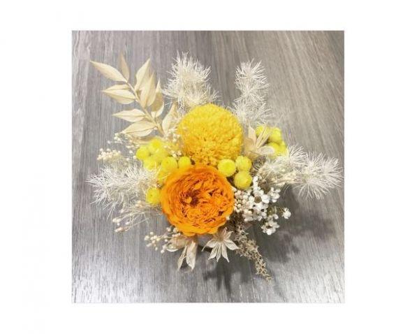 陽光花園-永恆桌花
