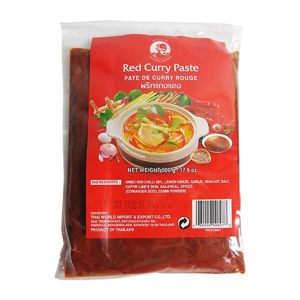 【蘋果市集】cock紅咖哩醬(公雞牌) #泰國咖哩醬#紅咖哩#cock