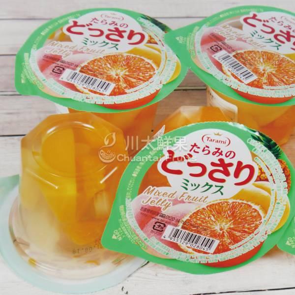 日本生菓子-綜合果凍6顆入(一盒) 日本生果子綜合果凍,日本果凍,日本進口,日本水果果凍