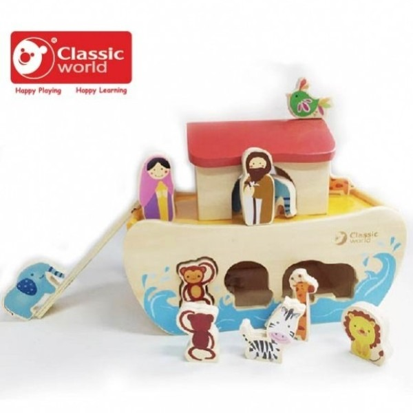 ♛ CLASSIC WORLD ♛ 諾亞方舟
