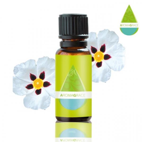 【AromaGrace】西班牙岩玫瑰-單方精油-10ml AromaGrace,岩玫瑰,西班牙,精油,香氛,單方精油,複方精油,IFA,芳療師,