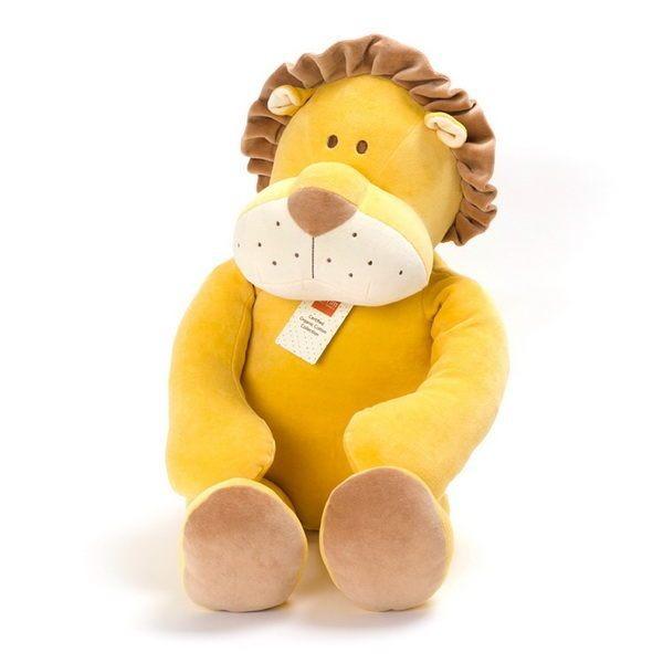 MIYIM有機棉安撫娃娃60CM - 里歐獅子
