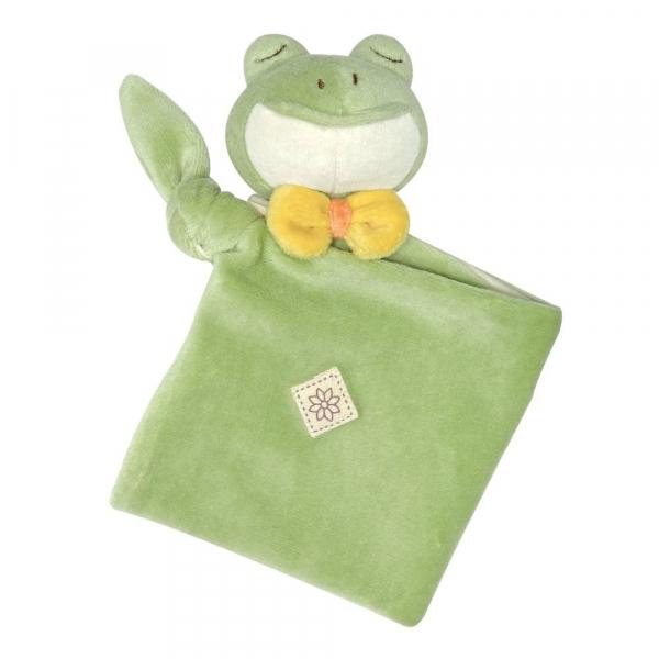 MIYIM有機棉安撫巾 - 好夢蛙