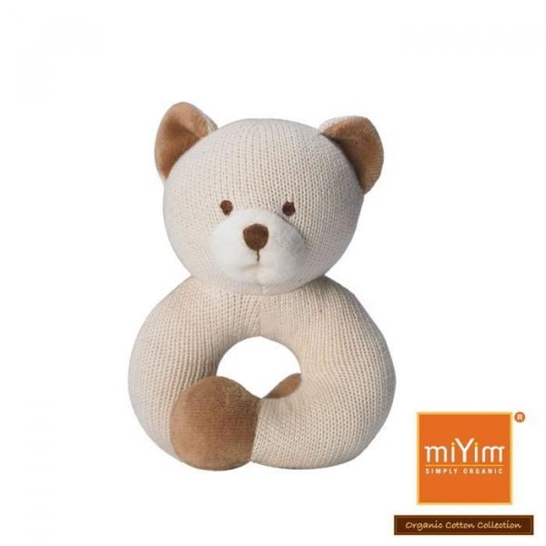 MIYIM有機棉固齒手環 - 熊熊