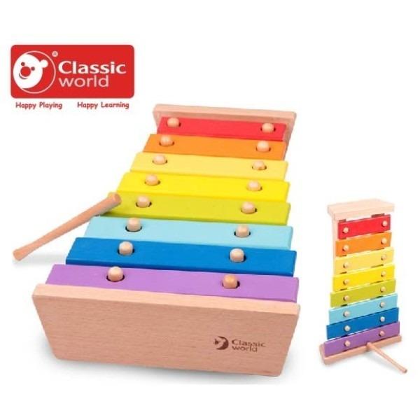 ♛ CLASSIC WORLD ♛ 彩虹木琴