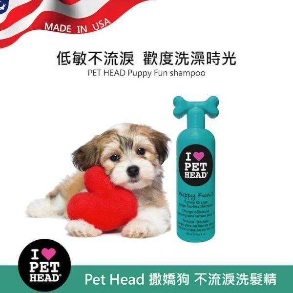 【低敏不流淚】Pet Head 撒嬌狗❤️狗狗不流淚洗毛精/洗髮精475ml